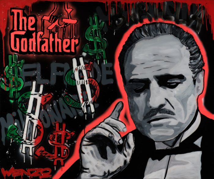The Godfather B. – Art by Wenzo